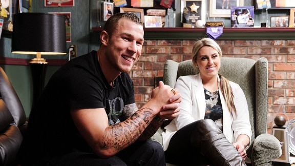 Brett and Danielle Lawrie