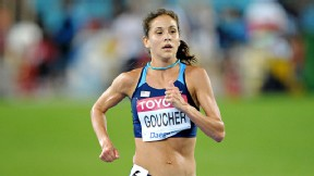 Goucher is more than comfortable on the Boston course, saying she feelslike it was made for me.