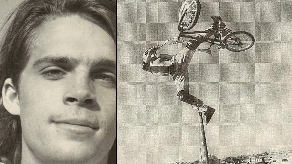 After leaving Haro in late 1988, BMX vert legend Ron Wilkerson jumped headfirst into the bike industry with Wilkerson Airlines.