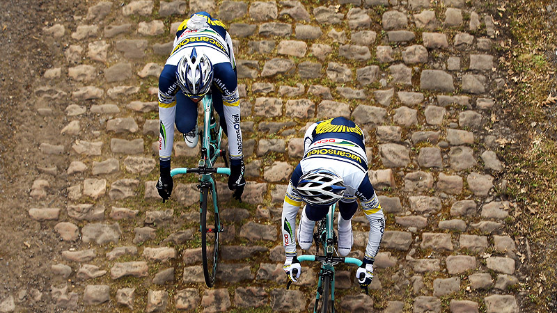 Roubaix Cycle Race