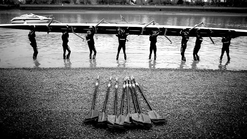 Xchanging University Boat Race