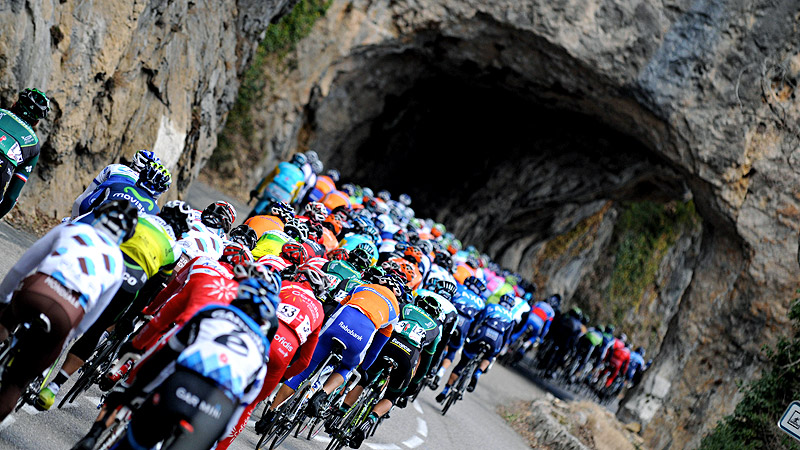 Paris-Nice Cycle Race