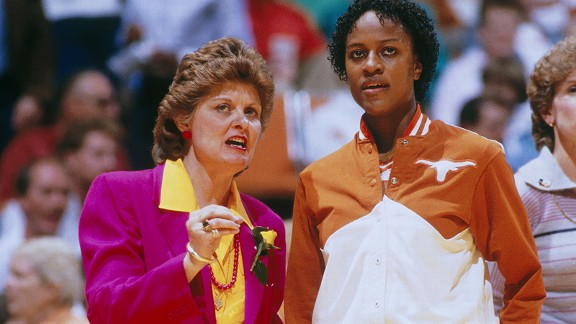 The addition of Jody Conradt's Longhorns and three other Texas schools gave the Big 12 a dose of swagger -- and a fertile recruiting ground.