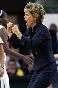 Ambassadors rule the Big 12, and none is more recognizable than Baylor coach Kim Mulkey.