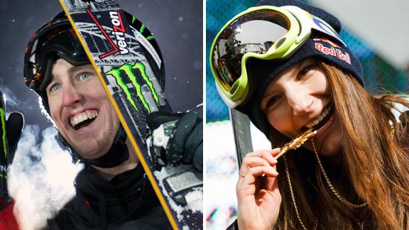 Tom Wallisch, Kaya Turski