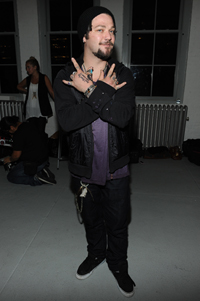 Bam Margera in NYC last fall.