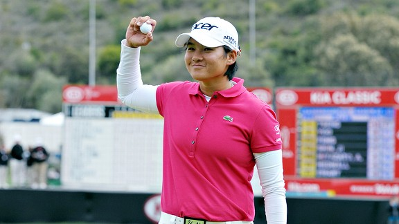 Yani Tseng heads into the Kraft Nabisco with two wins in the past two tournaments.