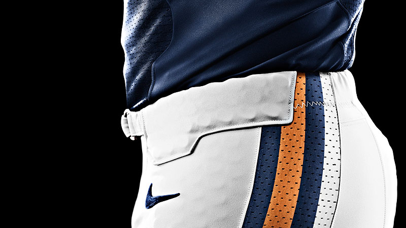 New Bears Nike Uniforms