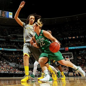 Brittany Mallory started all 39 games for the Irish in 2011-12, averaging 5.8 ppg and 29.4 mpg. The two-year captain is the program's leader in games played (151).