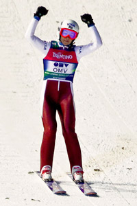 U.S. ski jumper Sarah Hendrickson, ranked No. 1 in the world, will get a chance to soar in Sochi.