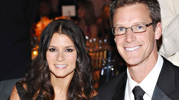 Danica Patrick and her husband, Paul Hospenthal, have developed a love of wine together and like to celebrate special occasions with a special bottle.