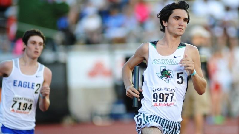 Southlake Carroll distance medley