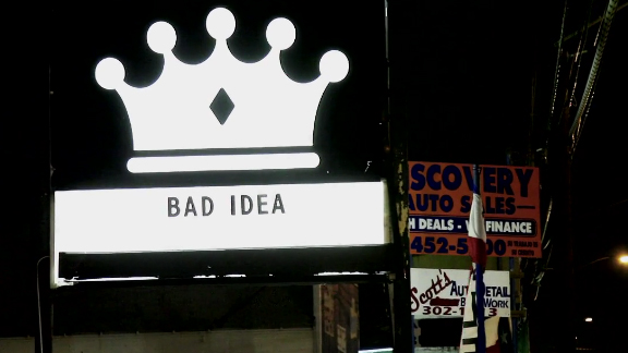 The new Empire video Bad Idea has finally arrived.