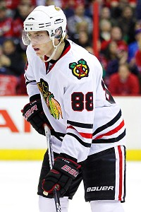 Patrick Kane has given up hope for an NHL season and signed to play in Switzerland.