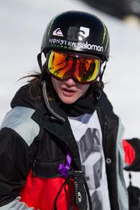 James Woods grew up skiing at Sheffield Ski Village.