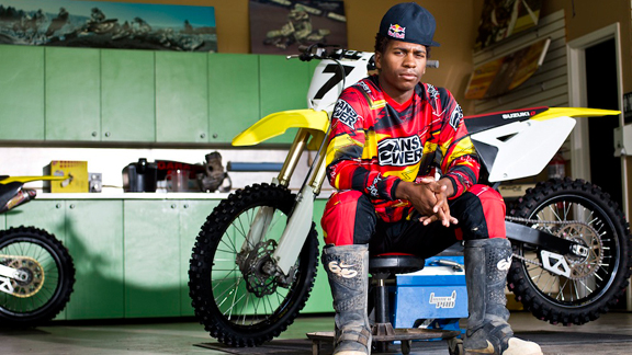 James Stewart has signed with Yoshimura Suzuki, his fourth different team in five years.