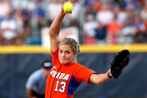 Hannah Rogers posted a 27-6 record on the season, starting 32 games for a Florida team that has floundered of late.