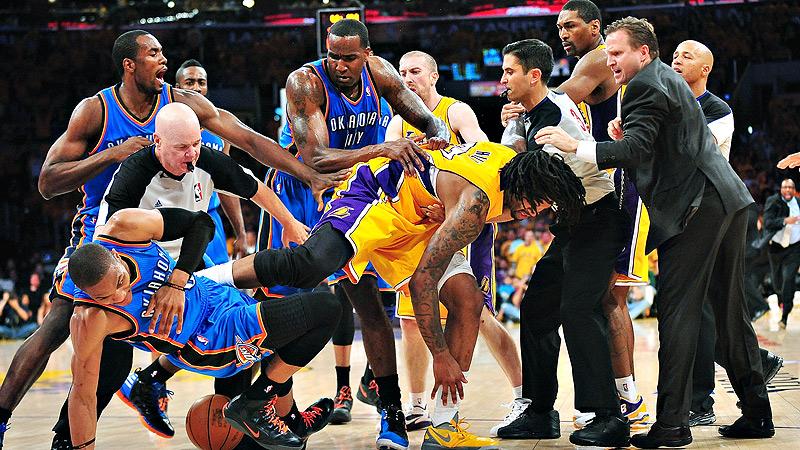 Lakers/Thunder