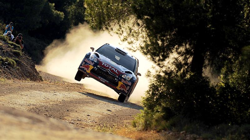 WRC Rally Acropolis