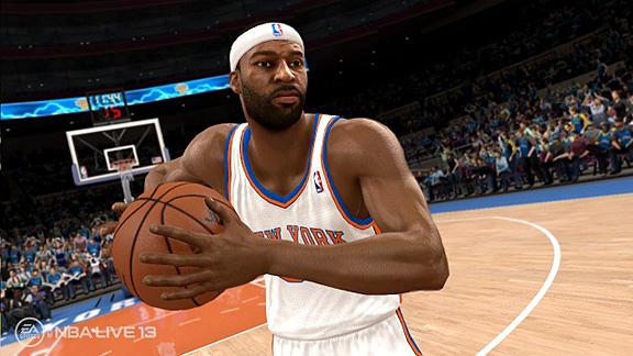 EA Sports: NBA Live 13