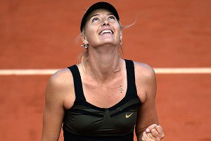 Maria Sharapova is a heavy favorite to win her first French Open and complete the career Grand Slam.