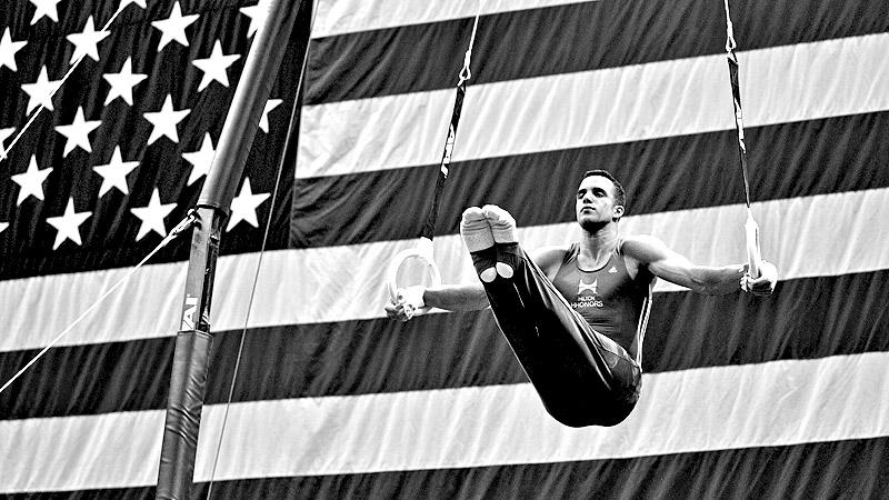 Danell Leyva, gymnastics