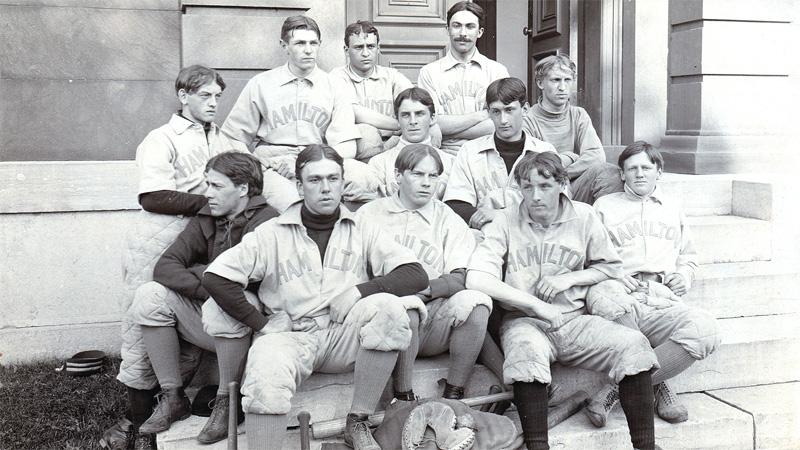 Hamilton Baseball - 1909