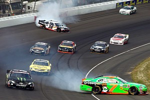 Danica Patrick ran in the top 10 for portions of the race last weekend, but three spins proved costly.