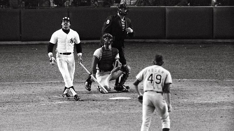 Reggie Jackson 1977 World Series