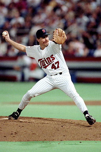 Jack Morris 1991 World Series