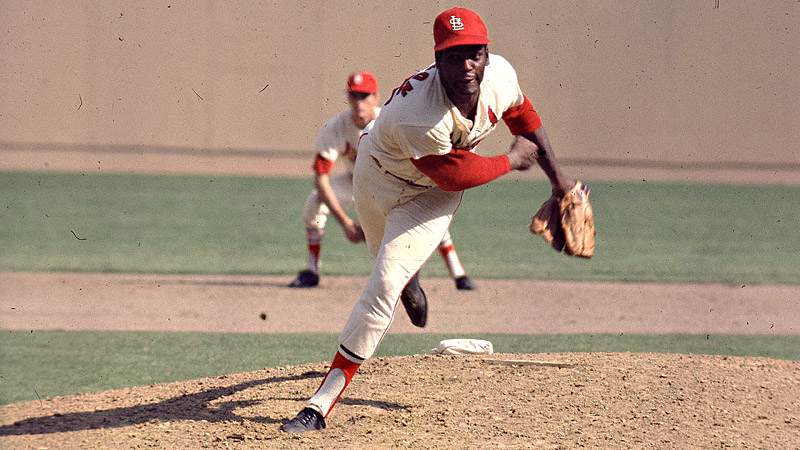 Bob Gibson 1968 World Series