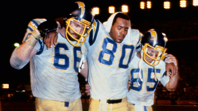 Kellen Winslow 1982 divisional game