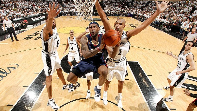 Spurs Finals