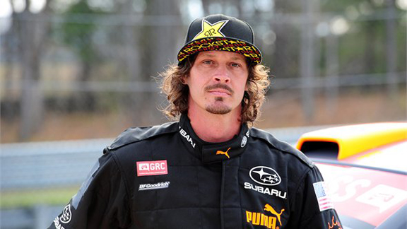 I love to race and have been doing it on my own for years, says Bucky Lasek, the first X Games skateboarder to make the transition to Rally.