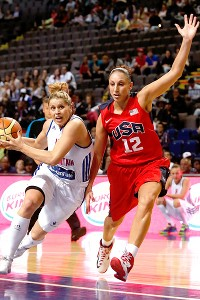 Diana Taurasi, perhaps more than anyone, knows her coach won't settle for anything less than stellar play.