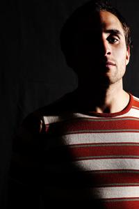 The great Garrett Byrnes, shot by Keith Terra.