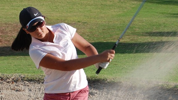 Latanna Stone shot a 2-under-par 70 in qualifying in July and will be the youngest ever to play in the U.S. Women's Amateur.