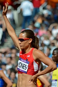 Don't hate on Lolo Jones: Given her age and health problems, she actually overachieved by finishing fourth in the 100-meter hurdles.