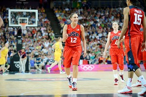 After trailing by four points at halftime, Diana Taurasi gave her teammates an earful in the locker room.
