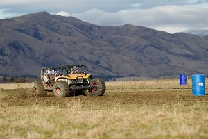 Off-road racing. Why wouldn't you?
