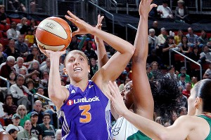 The WNBA's best-known players, such as Diana Taurasi, come into the league as known commodities, but breakout stars are rare.