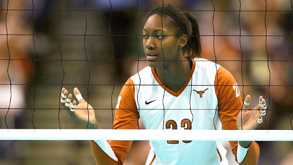 No. 2 Texas, looking for its first national title since 1988, is led by 6-foot-2 junior outside hitter Bailey Webster, the reigning Big 12 Player of the Year.