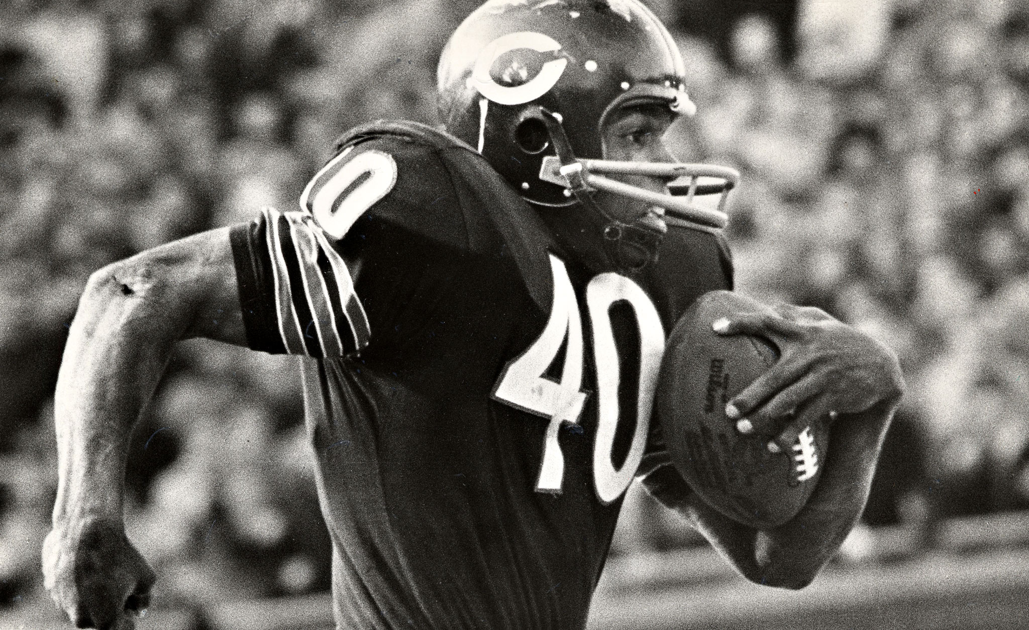 No. 4: Gale Sayers