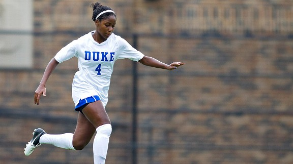 Natasha Anasi and her Duke teammates want to redeem themselves after losing Sunday to Florida.
