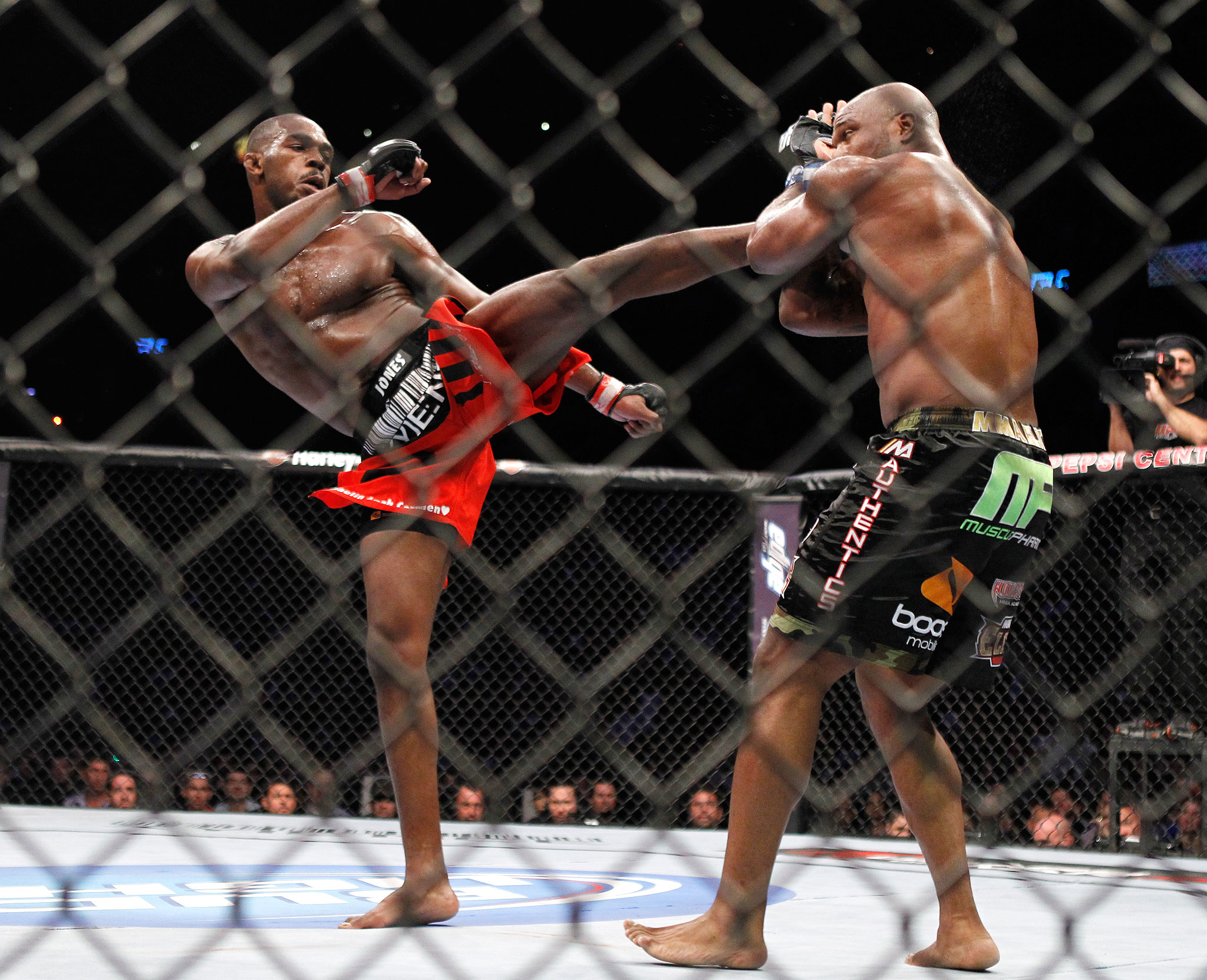 No. 3 -- 'Rampage' Jackson: UFC 135