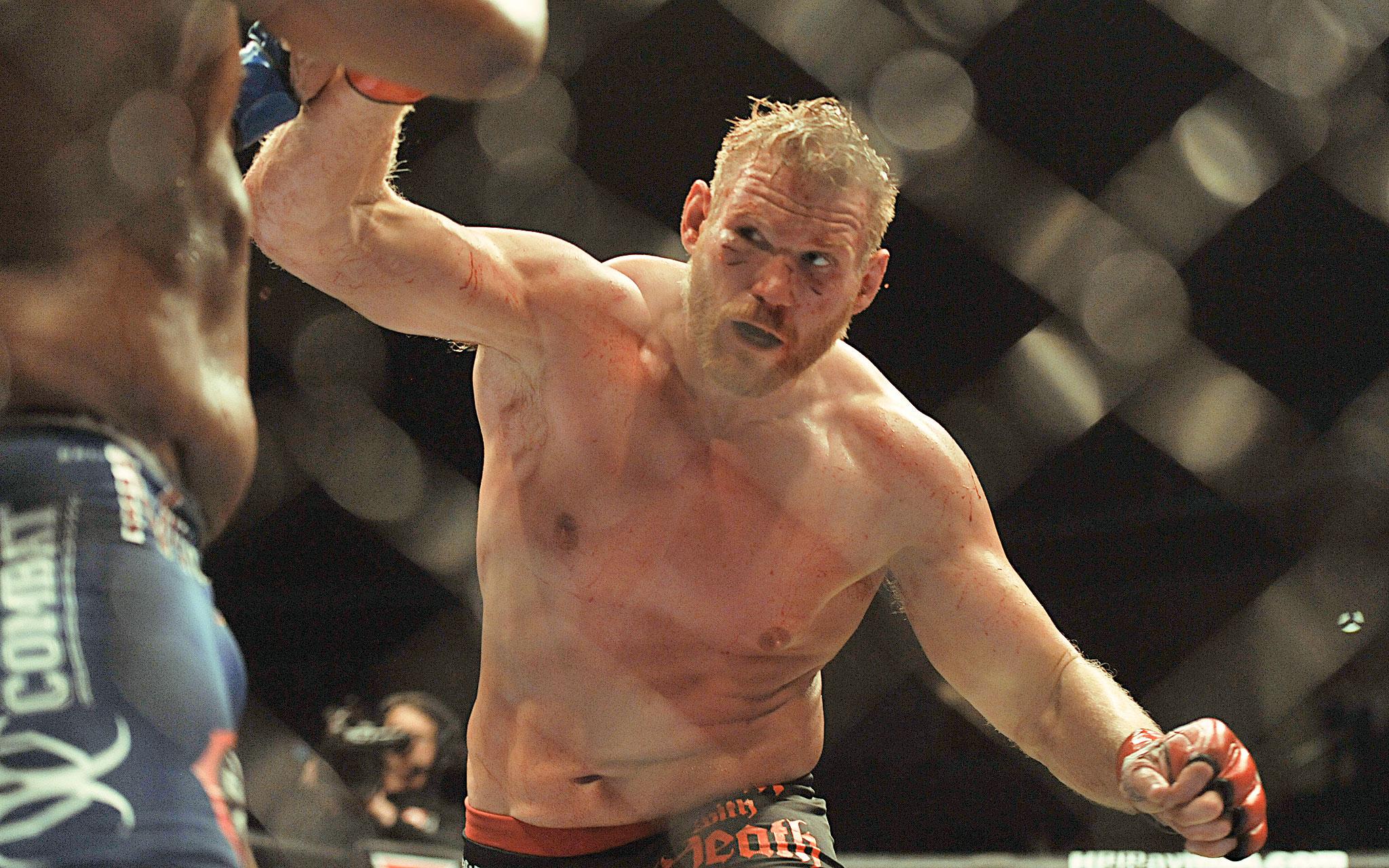 No. 3: Josh Barnett flunks a steroid test