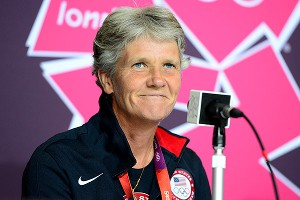 The U.S. women's soccer team is 88-6-10 since Pia Sundhage took over as coach in 2007 and reached the final of all three major tournaments during her tenure.