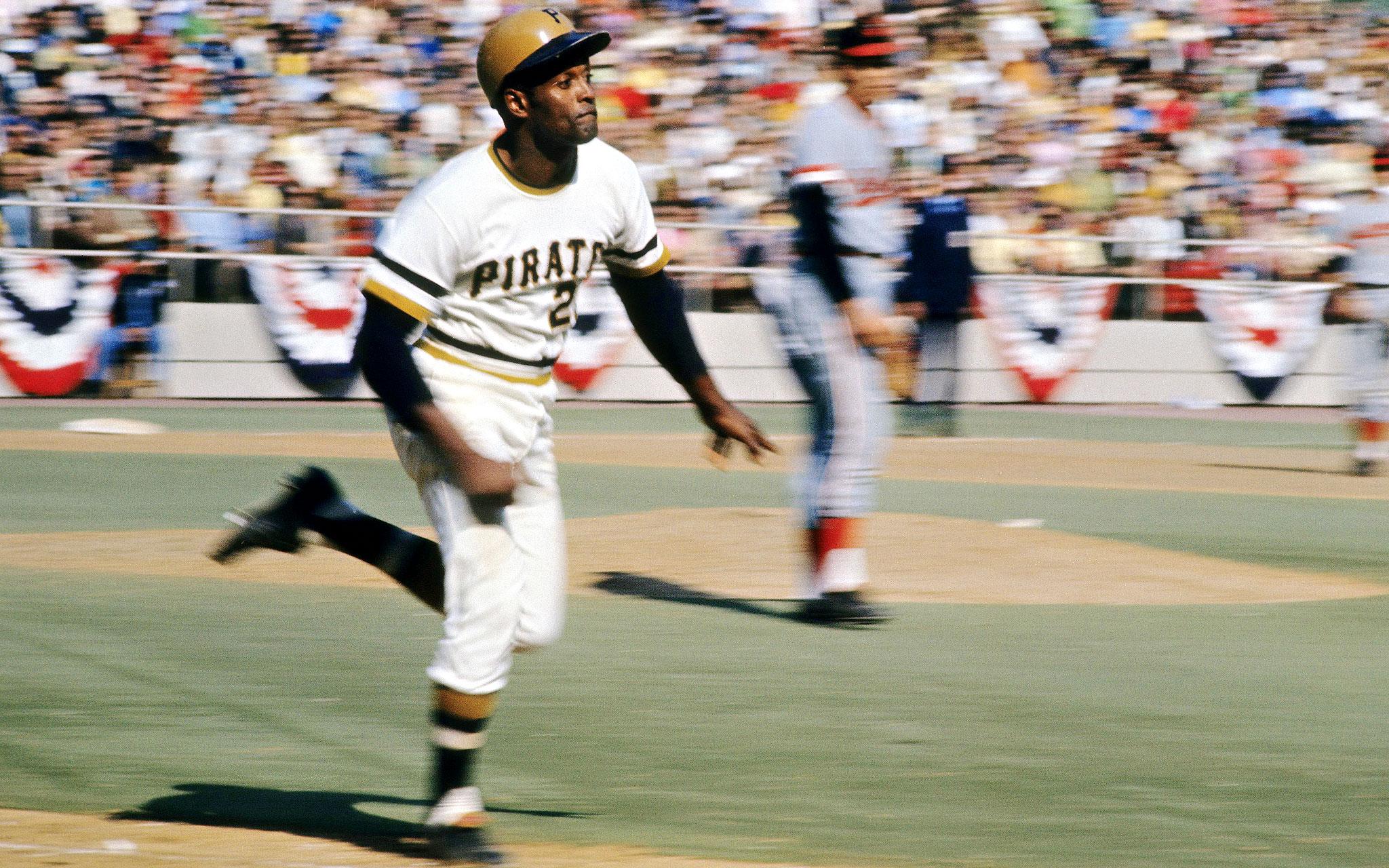 Clemente 1971 World Series