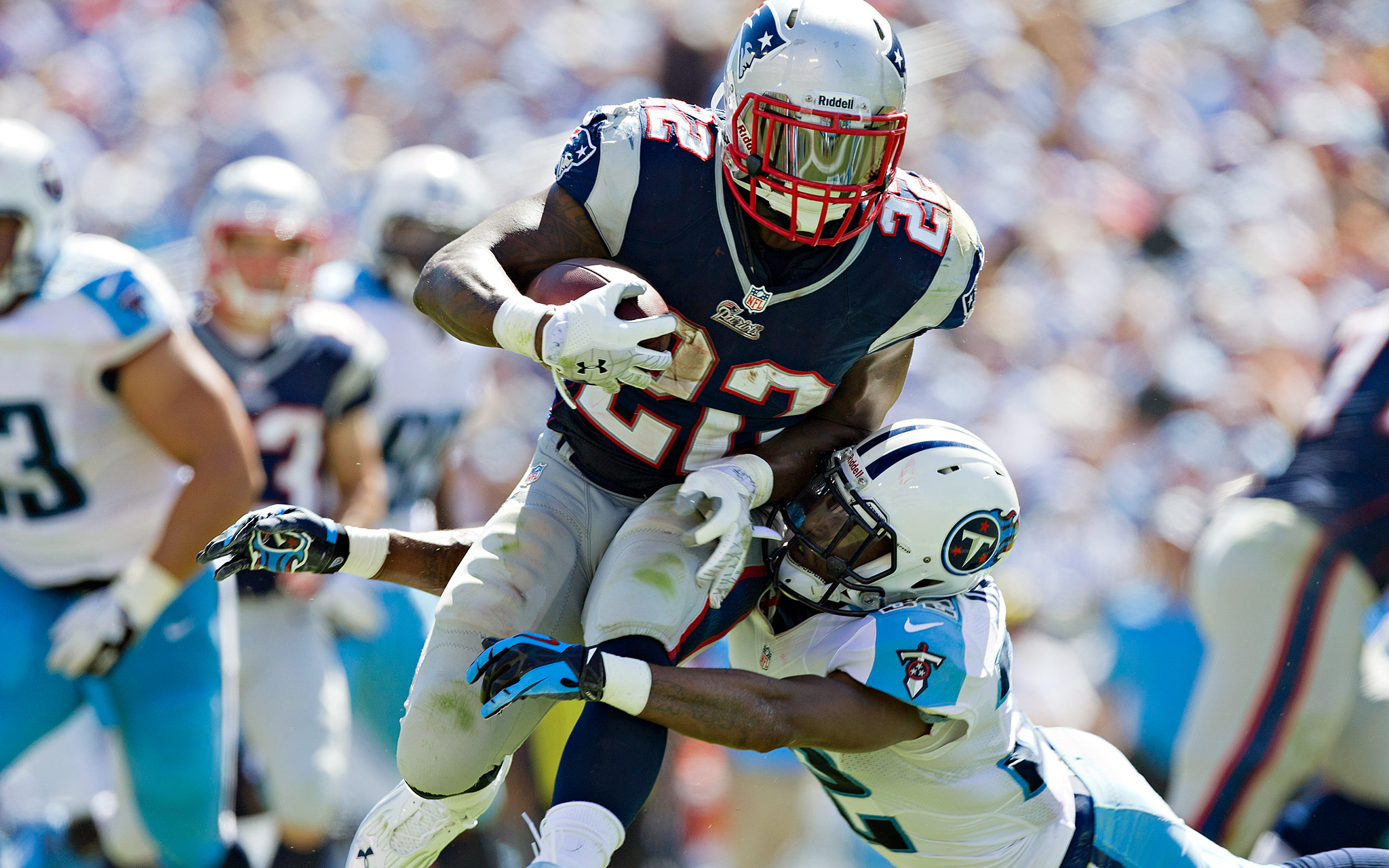 Week 1: Patriots 34, Titans 13