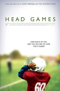 'Head Games' opens at select theaters across the country on Sept. 21 and will also be available via VOD through numerous cable providers. Visit the film's a href=http://headgamesthefilm.com/target= _newwebsite/a for more information.